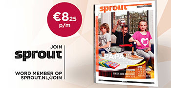 Sprout magazine teaser